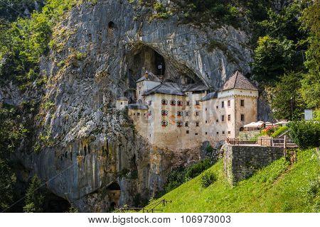 Renaissance Castle In The Rock, Predjama, Slovenia