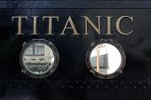 titanic visiting centre in cobh county cork ireland poster