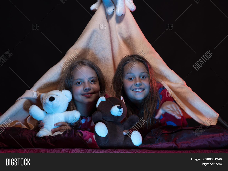 603d45d0b Girl Friends Pyjamas Image   Photo (Free Trial)