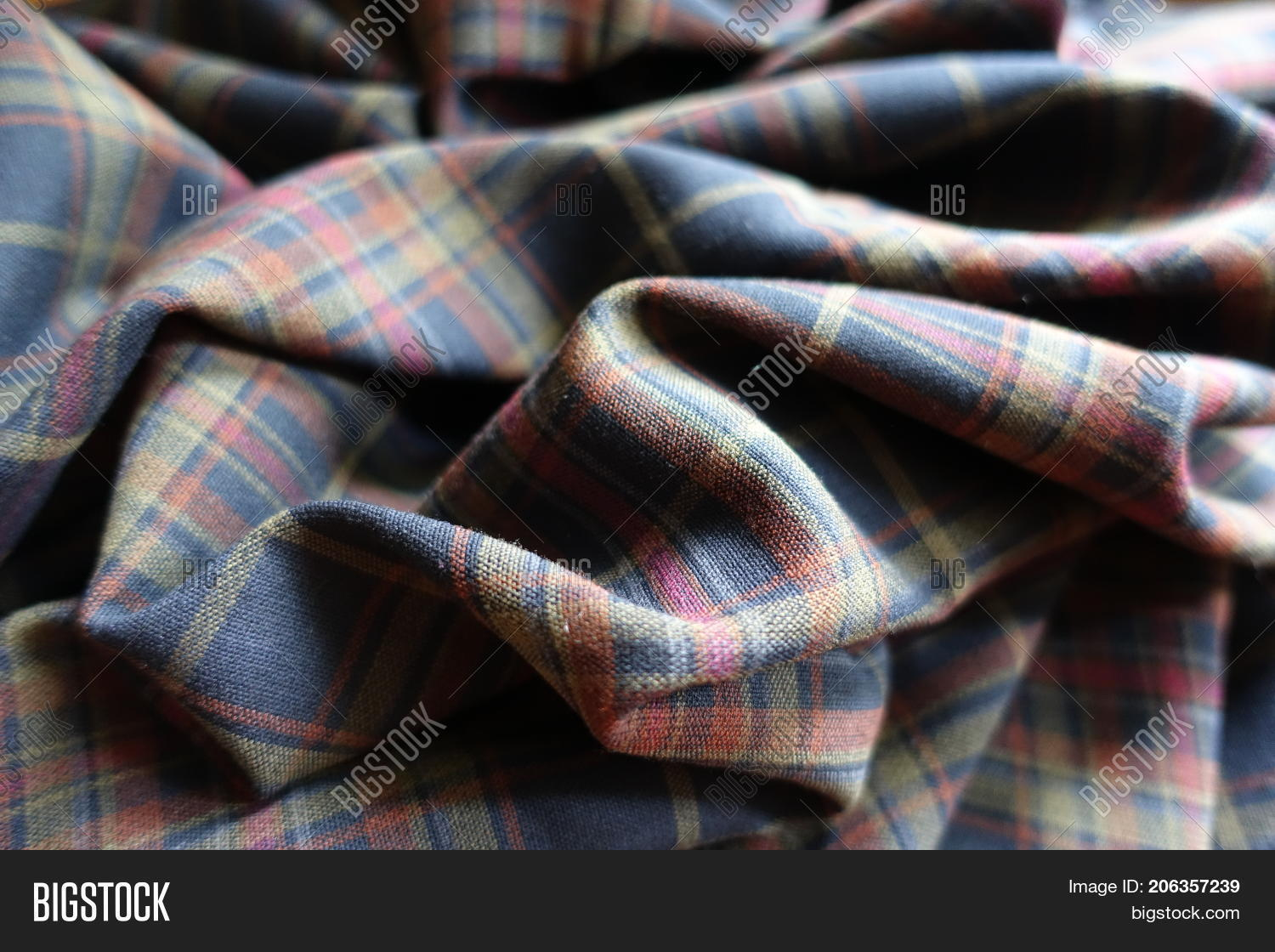 folded thick plaid image photo free trial bigstock folded thick plaid image photo free