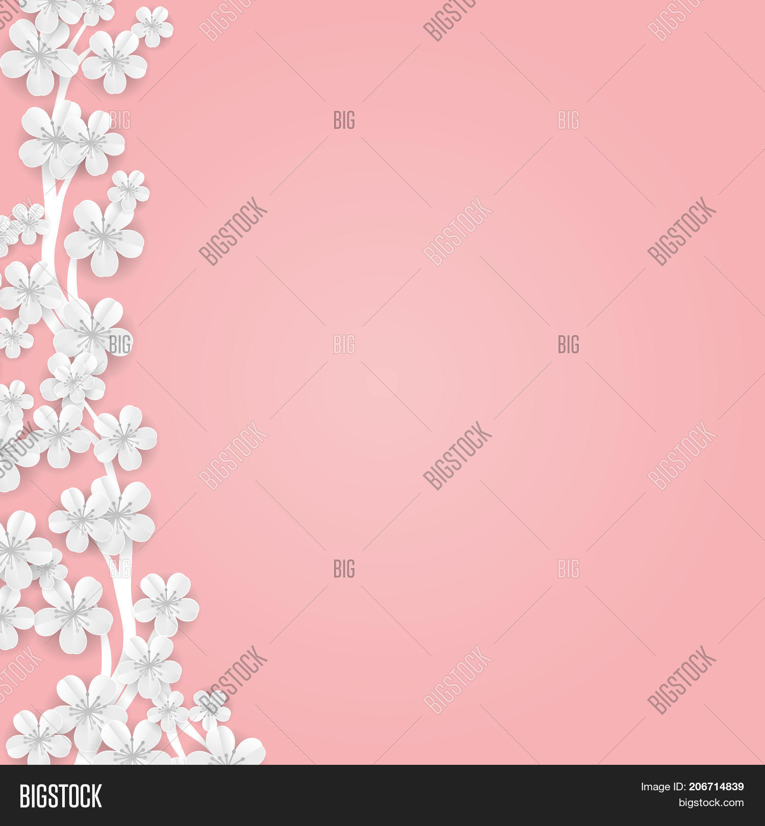 Flower pink background image photo free trial bigstock flower pink background invitation for wedding background anniversary marriage engagement birthday mightylinksfo