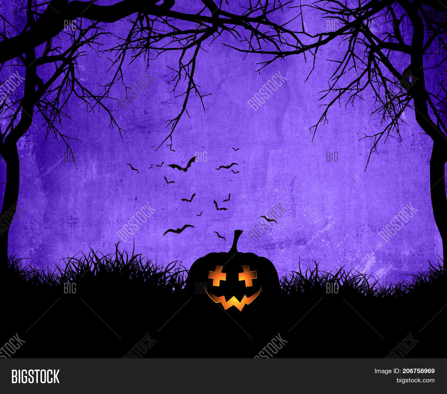 Halloween Background Image & Photo (Free Trial)