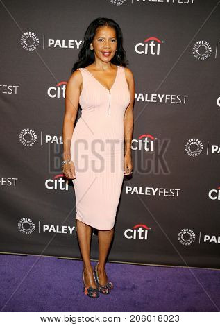 Penny Johnson at the 11th Annual PaleyFest Fall TV Previews - Netflix's 'The Orville' held at the Paley Center for Media in Beverly Hills, USA on September 13, 2017.