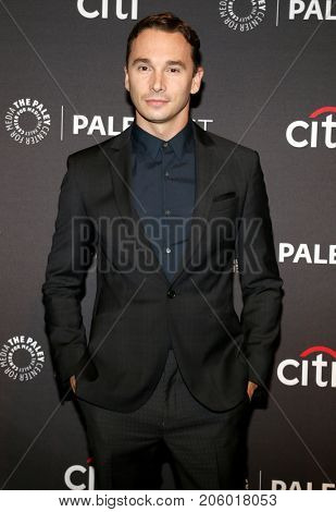 Mark Jackson at the 11th Annual PaleyFest Fall TV Previews - Netflix's 'The Orville' held at the Paley Center for Media in Beverly Hills, USA on September 13, 2017.