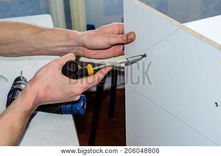 Chipboard Furniture Assembling