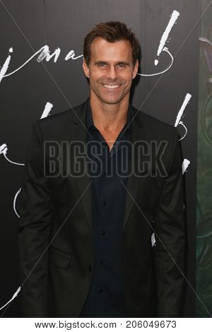 NEW YORK-SEP 13: Cameron Mathison attends the