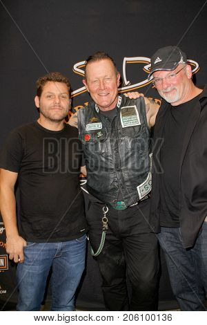 Jason Richter, Robert Patrick, Dwight H. Little attend a pre-screening event of  Epic Pictures