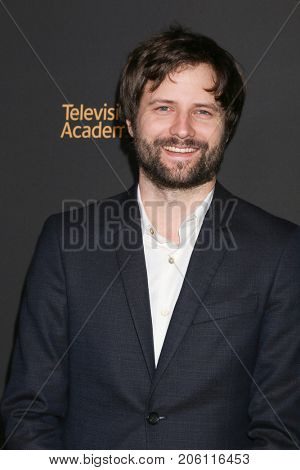 LOS ANGELES - SEP 14:  Ross Duffer at the Television Academy Honors Emmy Nominated Producers at the Montage Hotel on September 14, 2017 in Beverly Hills, CA
