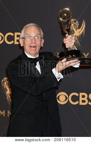 LOS ANGELES - SEP 17:  Don Roy King at the 69th Primetime Emmy Awards - Press Room at the JW Marriott Gold Ballroom on September 17, 2017 in Los Angeles, CA