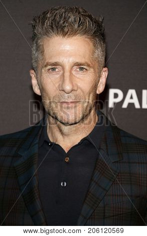 Leland Orser at the 11th Annual PaleyFest Fall TV Previews - EPIX's 'Berlin Station' held at the Paley Center for Media in Beverly Hills, USA on September 16, 2017.