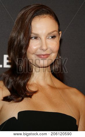 Ashley Judd at the 11th Annual PaleyFest Fall TV Previews - EPIX's 'Berlin Station' held at the Paley Center for Media in Beverly Hills, USA on September 16, 2017.