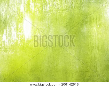 Green background - abstract light nature texture