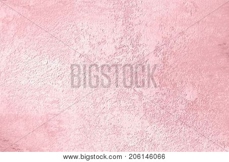 Pink background with soft glossy pastel texture
