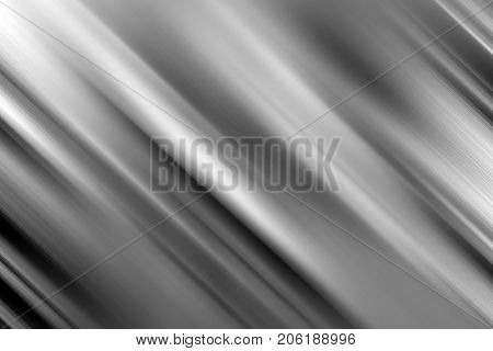 Blurred grey diagonal lines background