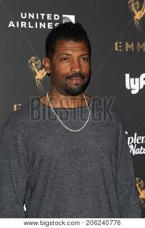 LOS ANGELES - SEP 15:  Deon Cole at the 69th Primetime Emmy Awards Performers Nominee Reception at the Wallis Annenberg Center for the Performing Arts on September 15, 2017 in Beverly Hills, CA