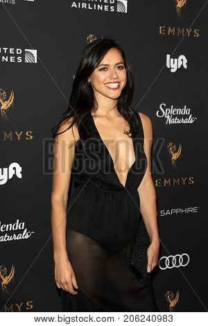 LOS ANGELES - SEP 15:  Nina Kira at the 69th Primetime Emmy Awards Performers Nominee Reception at the Wallis Annenberg Center for the Performing Arts on September 15, 2017 in Beverly Hills, CA