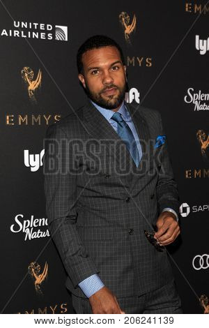 LOS ANGELES - SEP 15:  O T Fagbenie at the 69th Primetime Emmy Awards Performers Nominee Reception at the Wallis Annenberg Center for the Performing Arts on September 15, 2017 in Beverly Hills, CA