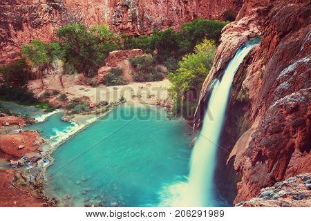 Havasu river