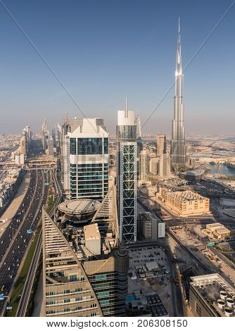 City Premiere Hotel Apartments, Millenium Tower, Manazel Al Safa, Burj khalifa in Dubai, UAE