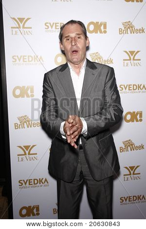 WEST HOLLYWOOD - FEB 25:  Ben Cross arriving at the OK! Magazine and BritWeek celebrate the Oscars party held at the London Hotel in West Hollywood, California on February 11, 2011.