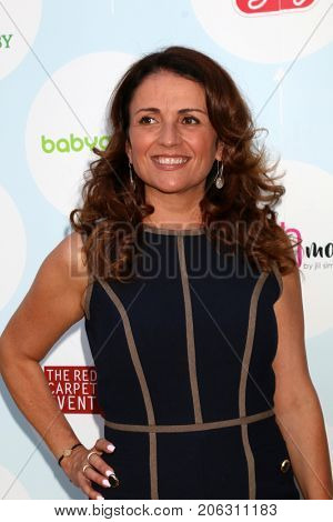 LOS ANGELES - SEP 23:  Jenni Pulos at the 6th Annual Red CARpet Safety Awareness Event at the Sony Pictures Studio on September 23, 2017 in Culver City, CA