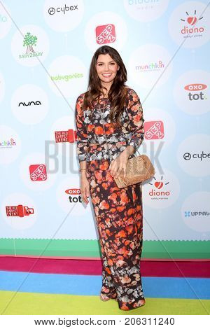 LOS ANGELES - SEP 23:  Ali Landry at the 6th Annual Red CARpet Safety Awareness Event at the Sony Pictures Studio on September 23, 2017 in Culver City, CA