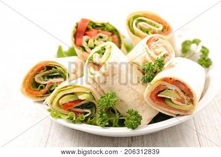 burrito,wrap