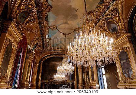 Napoleon 3 Apartments, Paris, France