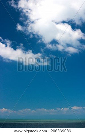 sky with clouds, white cloud, blue sky, good weather, clear weather