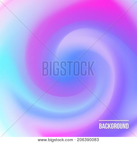 Abstract Fluid Background.