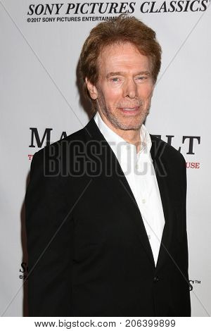LOS ANGELES - SEP 26:  Jerry Bruckheimer at the