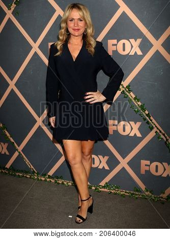 LOS ANGELES - SEP 25:  Barbara Alyn Woods at the FOX Fall Premiere Party 2017 at the Catch on September 25, 2017 in West Hollywood, CA