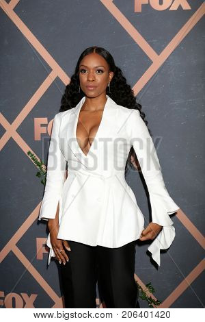 LOS ANGELES - SEP 25:  Michelle Mitchenor at the FOX Fall Premiere Party 2017 at the Catch on September 25, 2017 in West Hollywood, CA
