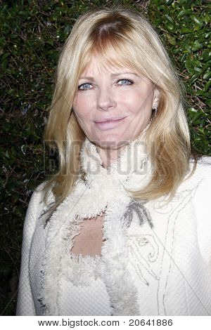 WEST HOLLYWOOD, CA - JAN 5:  Cheryl Tiegs at the COVERGIRL 50th Anniversary Celebration at BOA Steakhouse held on January 5, 2011 in West Hollywood, California.