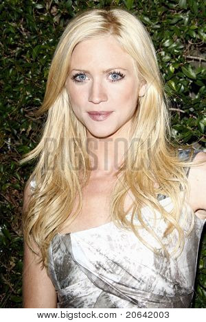 WEST HOLLYWOOD, CA  - JAN 5:  Brittany Snow at the COVERGIRL 50th Anniversary Celebration at BOA Steakhouse held on January 5, 2011 in West Hollywood, California.