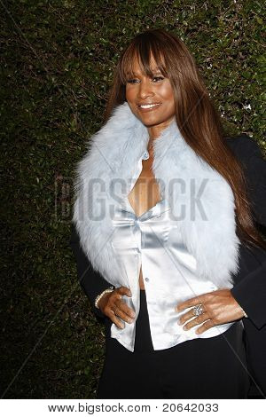 WEST HOLLYWOOD, CA  - JAN 5:  Beverly Johnson at the COVERGIRL 50th Anniversary Celebration at BOA Steakhouse held on January 5, 2011 in West Hollywood, California.