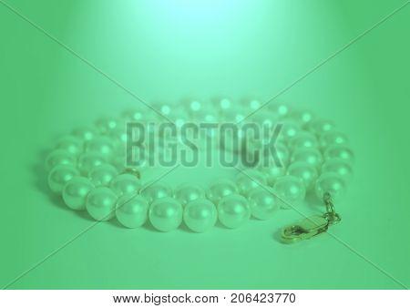 Pearl necklace elegance jewelry accessory bijou .