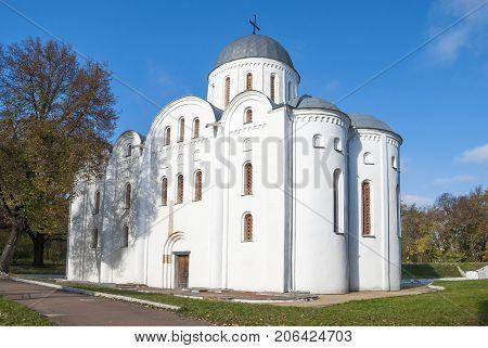 Boris and Gleb Church in city Chernigov (XII century.)