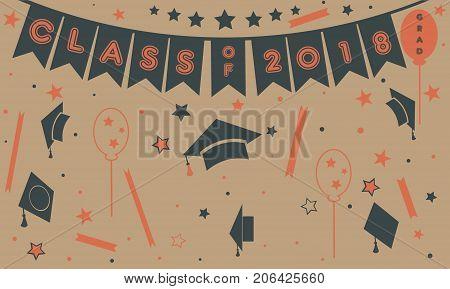 Graduation Class Of Two Thousand Eighteen