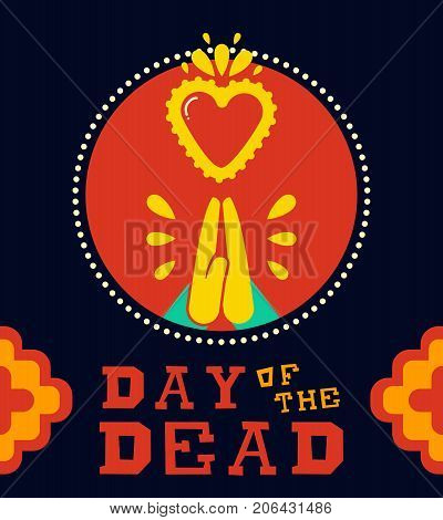 Day Of The Dead Traditional Mexico Religion Design