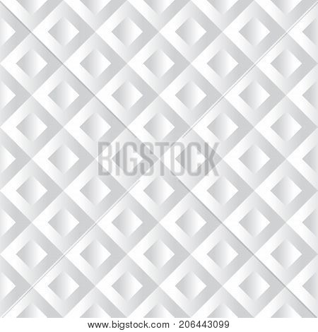 Seamless stucco plaster moulding pattern texture background