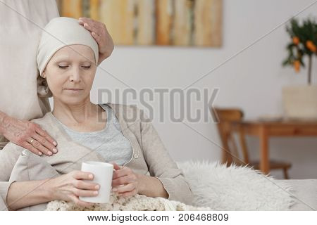 Troubled Patient With Tumour