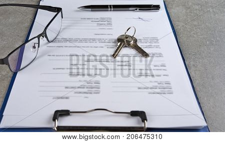 Signed house purchase agreement after the loan approval