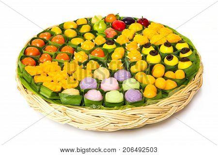 Thai Dessert From Handcraft