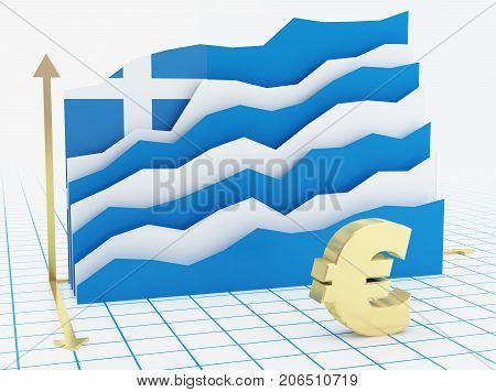 Greece Economy Growth Graph