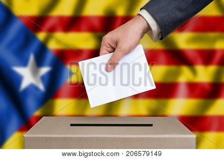 Statute Of Autonomy Of Catalonia - Voting At The Ballot Box