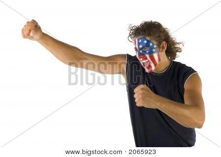 The Usa Male Fan