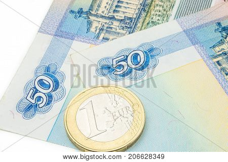 Russian Ruble And Euro Historical Exchange Rate
