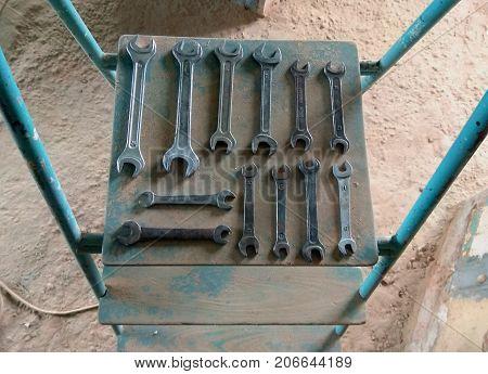 Chromium Vanadium Wrenches