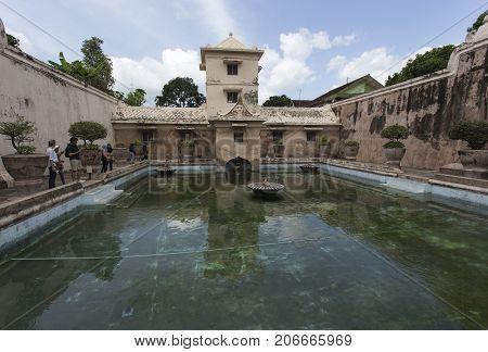 Plataran Tamansari Bath In Kraton